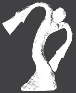 Chinese Families Together dancer logo